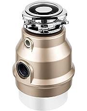 ZKHD Desechadoras De Residuos De Alimentos De 4000RPM, Interruptor De Aire De Molino De Residuos De Residuos De Alimentos Silenciosos Universales De 1 Litro, Se Puede Conectar Al Lavavajillas