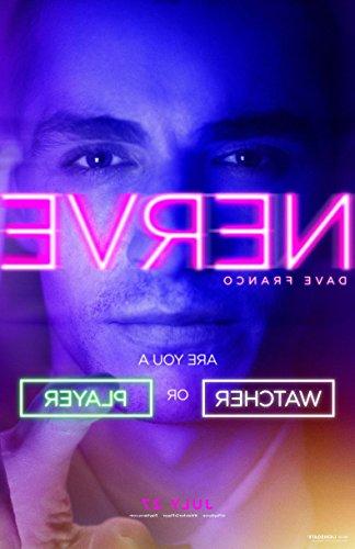 Poster Nerve Movie 70 X 45 cm