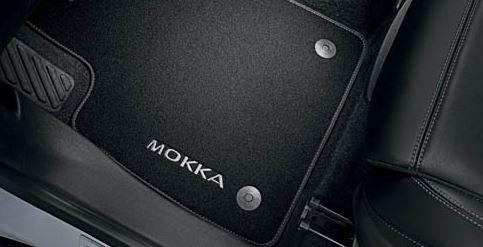 Original Mokka / Mokka X Fußmatten 39026742