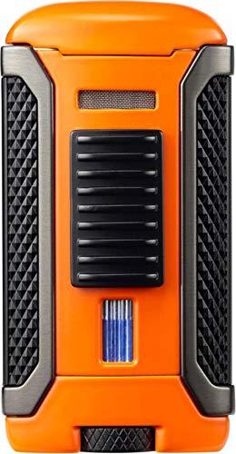 Colibri - aansteker - model APEX - oranje - Jet Flame - Piëzo-ontsteking -