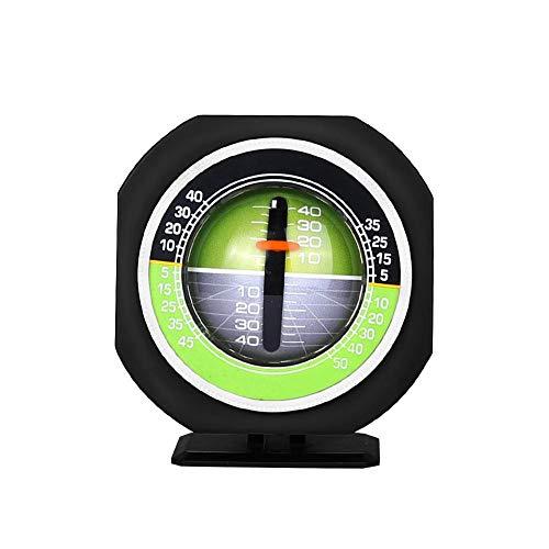 VIFERR Luminous Slope Messen, LED-Auto-Neigungssensor-Winkel Slope-Meter Messen Ausrüstung, Außen Luminous LED Winkel Balancer