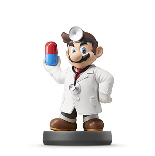amiibo Figur Smash Dr. Mario - 2