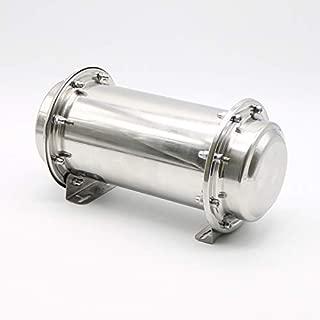 13,4  Contenedor impermeable s/ólido de acero inoxidable de c/ápsula de tiempo de