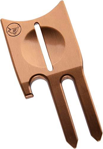 Birdicorn The 6-in-1 Golf Divot Tool (Heavy Copper)
