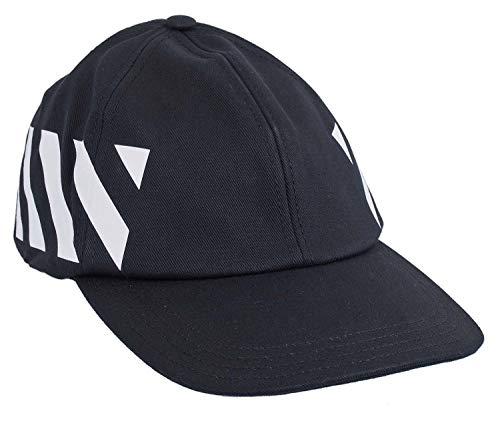 (オフホワイト)OFF WHITE キャップ 帽子 OMLB008R20400018-1001 [並行輸入品]