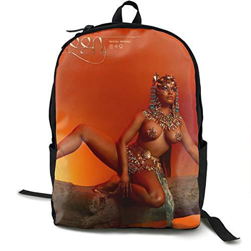 Nicki Minaj Queen Unisex,lightweight,durable,school Backpack,multi-function Backpack,travel Backpack,school Bag