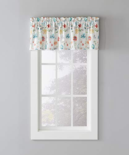 SKL Home by Saturday Knight Ltd. Floral Dance Valance, 58 inches x 13 inches, Multicolored