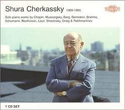 Complete Nimbus Recordings by Shura Cherkassky