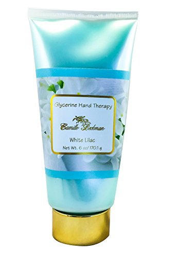 Camille Beckman Glycerin Hand Therapy, White Lilac, 6 Ounce by Camille Beckman