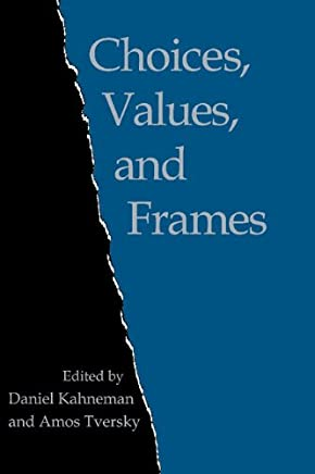 Choices, Values, and Frames (English Edition)