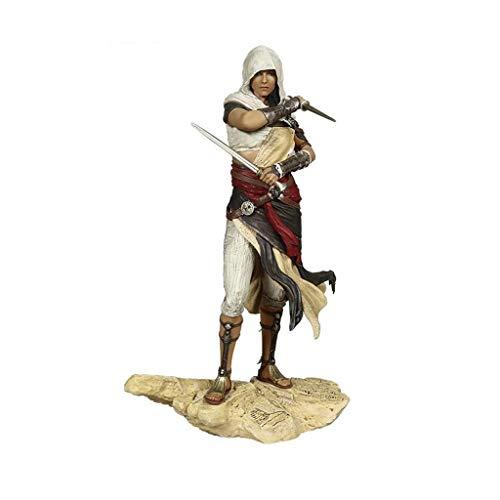 Luck7DZ Assassins Creed Origins Bayek Die Frau Aya Action-Figur PVC Exquisite Box Fan-Geschenk - 27cm