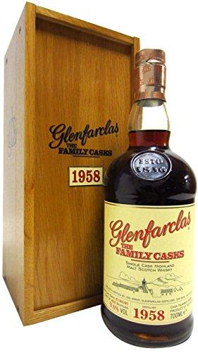 Glenfarclas - The Family Casks #2245-1958 48 year old Whisky