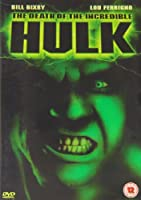 The Death of the Incredible Hulk: The Movie [DVD]