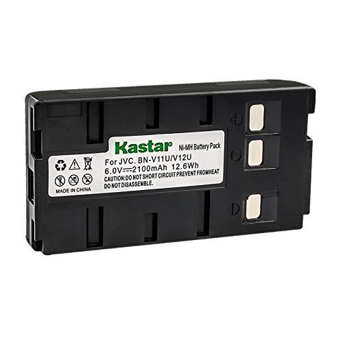 Kastar Battery Replacement for Panasonic PV-BP15 PV-BP17 LC-1 NV-3CCD1 NV-61 NV-63 NV-A1 E NV-A3 E NV-ALEN NV-CS1 E NV-CSLEN NV-G1 NV-G101 NV-G101A NV-G120 NV-G2