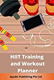 HIIT Training and Workout Planner