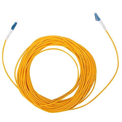 Cable De Conexión De Fibra LC/UPC A LC/UPC Cable De Fibra óptica Monomodo Para Red De Acceso De Fibra óptica
