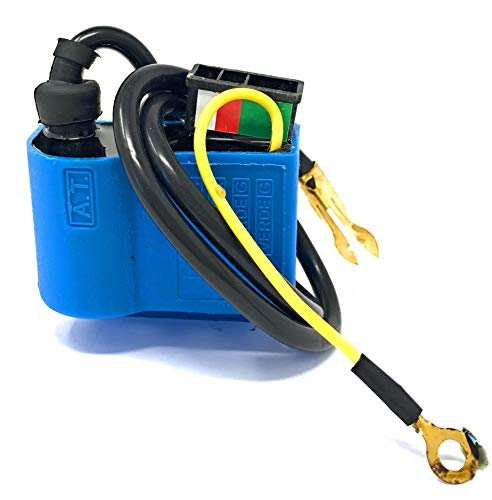RMS Centralina elettronica vespa px 125-150-200 et3 Electronic ignition device vespa px 125-150-200 et3