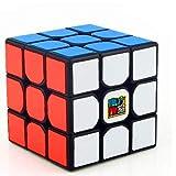 CuberSpeed Moyu RS3 M 2020 Black 3x3 Speed...