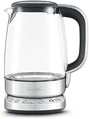 Breville bke830X L el IQ Hervidor de agua Pure, plata