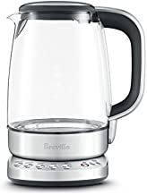 Breville BKE830XL Kettle Pure, 8.7 x 7.2 x 10.5 inches, Silver