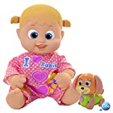 Bouncing Babies-41530 Jugando con Mascotas Bounie, Multicolor (Cife Spain 41530)