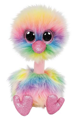 TY- Beanie Boos 15 cm Peluche, Multicolor (36281) , color/