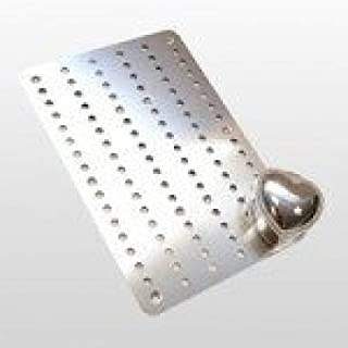 Nushine Magic Cleaning Plate (LARGE 230x 154mm) - cleans many items at once! Reuse multiple times, no harsh chemicals involved