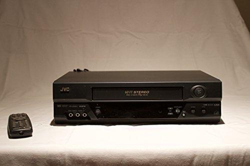 JVC 4-Head HiFi VCR (HR-A592U)