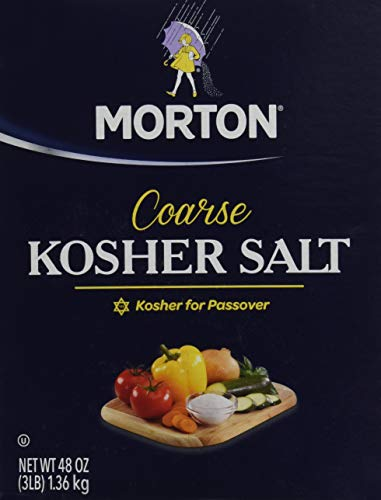 Morton Salt Kosher Salt