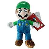 Play by Play Peluche Luigi 20 cm de Super Mario Bros