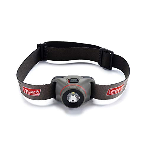 coleman flashlight for campings Coleman Lumens LED Headlamp with BatteryGuard