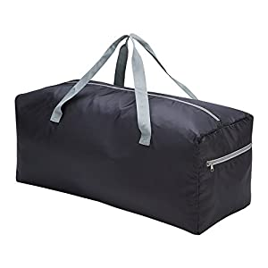 """Foldable Duffel Bag 30"""" / 75L Lightweight with Water Resistant for Travel"""