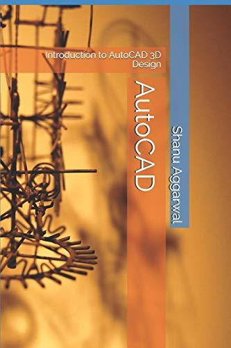 AutoCAD: Introduction to AutoCAD 3D Design (3D modelling)