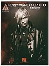 Hal Leonard Kenny Wayne Shepherd The Place You're In (TAB)