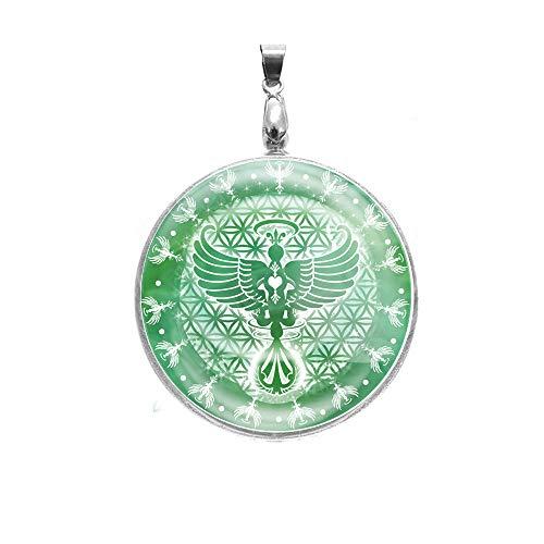 emotion & design Orgonit Amulett Erzengel Raphael