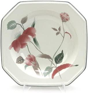 Silk Flowers by Mikasa, China Rim Soup Bowl