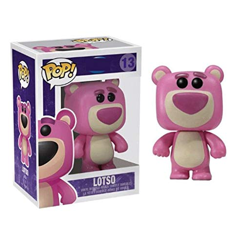 FreeStar Funko Pop Animation : Toy Story - Lotso 3.75inch Vinyl Gift for Anime Fans Multicolur
