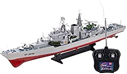 5 Best RC Battleships & Warships Reviewed [2019] | Hobby Help