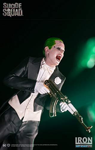 Iron Studios IS353571 Suicide Squad The Joker Figura de Escala 1:10 4