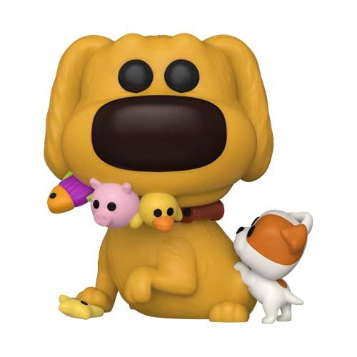 Funko 57387 POP Disney Dug Days- Dug w/toys