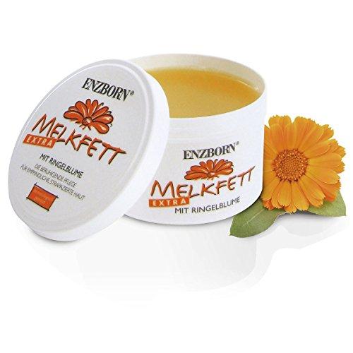 Enzborn Melkfett Extra mit Ringelblume 250 ml, 1er Pack (1 x 250 ml)