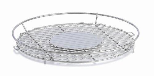 LotusGrill Ersatz Edelstahl-Grillrost! Speziell entwickelt für den raucharmen Holzkohlegrill/Tischgrill