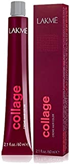 Lakme Permanent Hair Dye for Unisex, 60 ml - Ash Blonde 7-17