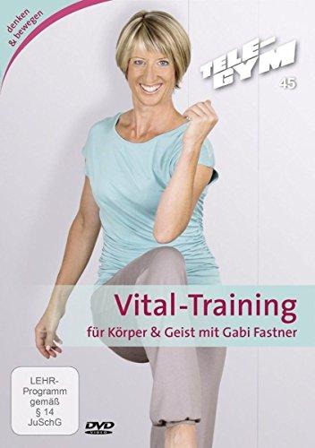 TELE-GYM 45 Vitaltraining für Körper & Geist