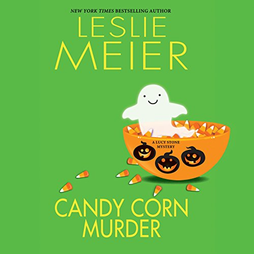Candy Corn Murder cover art