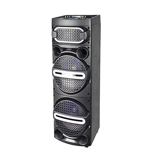 Caixa de Som Amplificada Sumay Spider 2-1000w Bluetooth, Bateria Interna