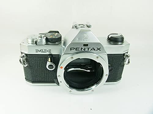 pentax MX シルバー