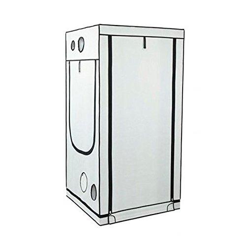 Armario de cultivo interior HOMEbox® Ambient Q100 PAR+ (100x100x200cm)