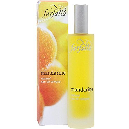 Farfalla: Eau de Cologne - Mandarine 50ml