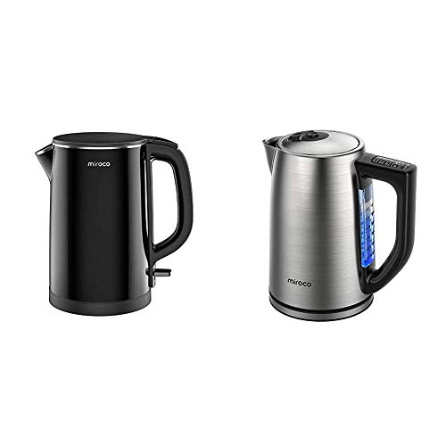Miroco Electric Kettle, 1.5L Double
